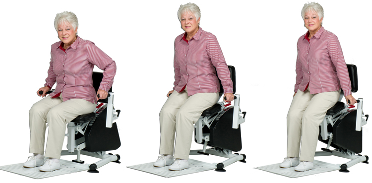 Sit to stand positions