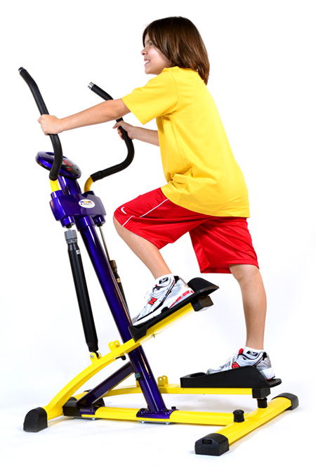 670 Elementary Cardio Kids Stepper