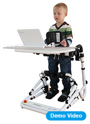 INNOVAID Happy Rehab (Dynamic Stander) demo video