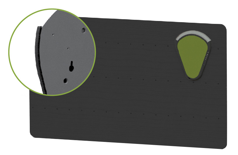Wall Mounting Board